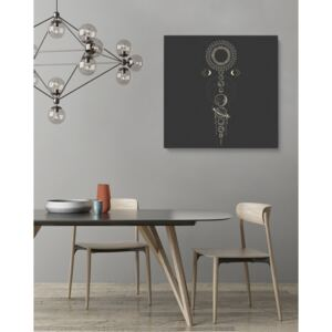 Canvas Moon Phases 8