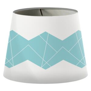 Colorfull White/Turquoise
