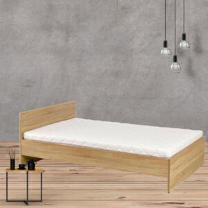 Pat 140x200cm Culoare Sonoma PAL 18mm Cant ABS