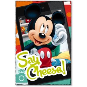 Paturica copii Mickey Say Cheese Star