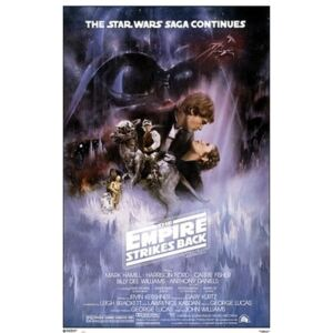 Star Wars - The Empire Strikes Back Poster, (61 x 91,5 cm)