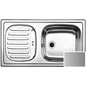 Chiuveta Inox Blanco Flex Mini C Panzat 780 x 435 mm