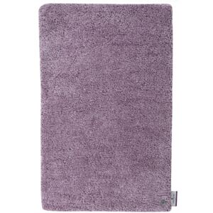 Covor Shaggy Soft Bath, Mov, 60x100 cm