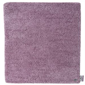 Covor Shaggy Soft Bath, Mov, 60x60 cm