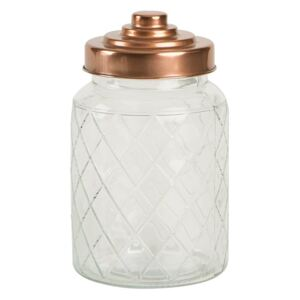 Recipient din sticlă T&G Woodware Lattice, 950 ml