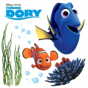 Stickere geam Finding Dory