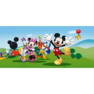 Fototapet Mickey Mouse and friends