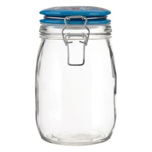 Borcan din sticlă Premier Housewares Pretty Things, 1 l