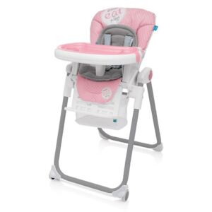 Baby Design Lolly scaun de masa - 08 Pink