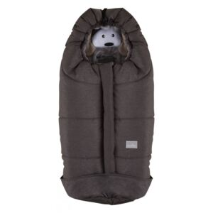 Nuvita Ovetto Cuccioli sac de iarna 80 cm - Dog Melange Chocolate / Grey 9205