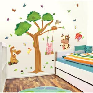 Sticker perete Dream Tree Forest