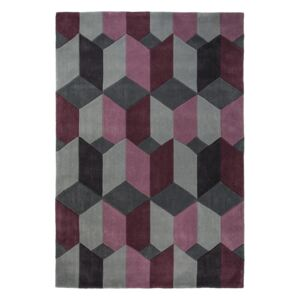 Covor Flair Rugs Scope, 80 x 150 cm, violet