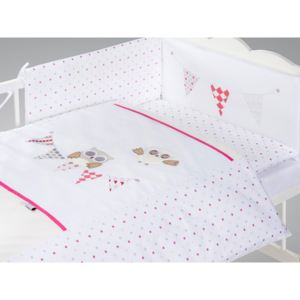 Lenjerie patut copii Klups Night Birds H237