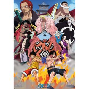 Poster One Piece - Marine Ford, (61 x 91.5 cm)