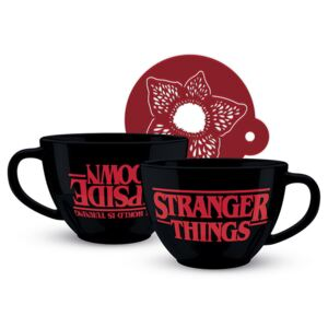 Cană Stranger Things - The World is Turning Upside Down