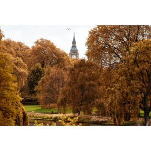 Fotografii artistice View of St James's Park Lake with Big Ben, Philippe Hugonnard