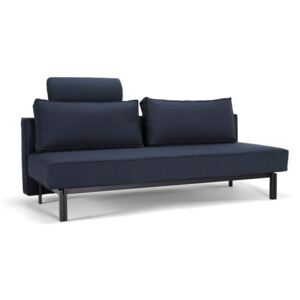 Canapea extensibilă Innovation Sly Sofa Bed Mixed Dance Blue, albastru închis