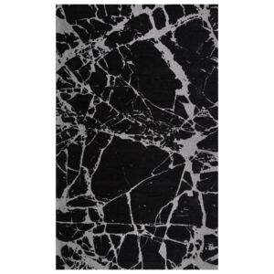 Covor Maze Home SMART, Black Silver XW, 120 x 180