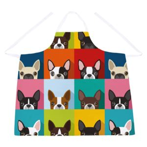 Home sort de bucatarie colorat Butter Kings Care Frenchie