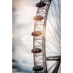 Fotografii artistice The London Eye, Philippe Hugonnard