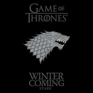Prosop Games of Trons Winter is Coming, 70 x 140 cm