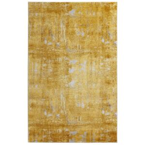 Covor Mint Rugs Golden Gate, 80 x 150 cm, galben