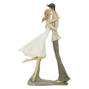 Figurina COUPLE MORE KISSING (cm) 20X8X32