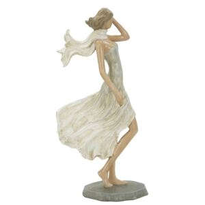Figurina WOMAN FASHION -C- (cm) 12,5X7X25,5