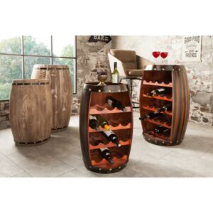 Suport sticle vin Chateau coffee