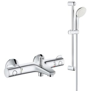 Pachet: Baterie cada Grohe Grohtherm 800-34567000, Set dus New Tempesta 100-27853001