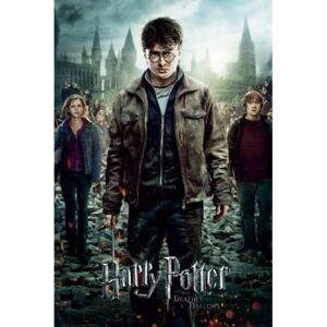 HARRY POTTER 7 - part 2 one sheet Poster, (61 x 91,5 cm)