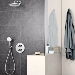 Sistem dus incastrat cu termostat Grohtherm 1000 Perfect Shower 210 -34614001