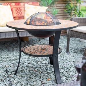 Fire Pit 3 in 1 Stratos D80 cm