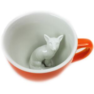 Cană VULPE 325 ml - Creature Cups