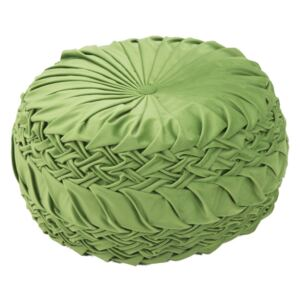 Puf QUEEN GLAM GREEN O (cm) 48X25
