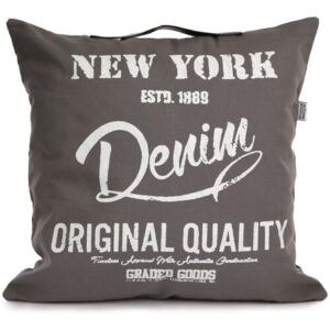 Față de pernă Altom New York Denim, 40 x 40 cm