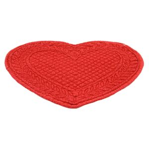 Napron Red Heart din bumbac 30x31 cm