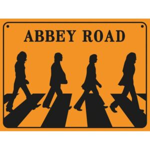 The Beatles - Abbey Road Reproducere, (40 x 30 cm)