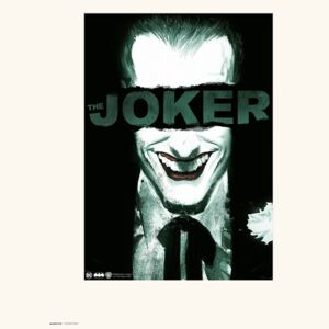 The Joker - Smile Reproducere, (30 x 40 cm)