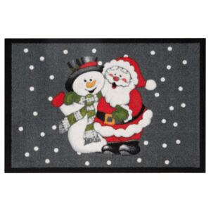 Preș Zala Living Santa and Snowman, 40 x 60 cm