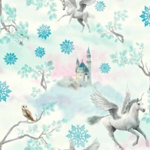 Arthouse Tapet - Fairytale Fairytale Ice Blue