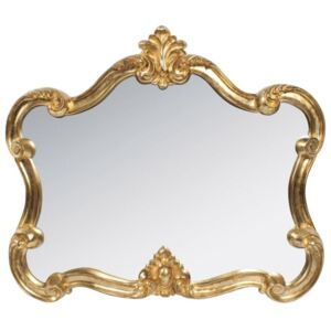 Oglinda din rasina Antique Gold 80x70