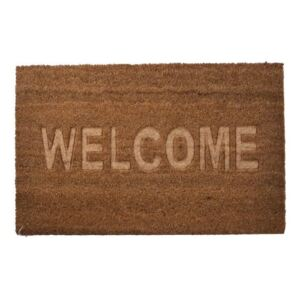 Covoras usa Welcome Natural Beige