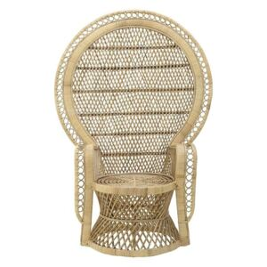Peacock Chair Natural Beige