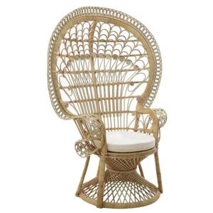 Peacock Chair Beige
