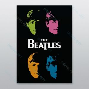 Poster - The Beatles