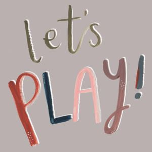 Ilustrare Let's play, Laura Irwin