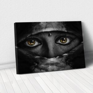 Tablou Canvas - Golden Eyes