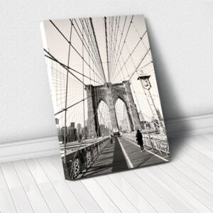 Tablou Canvas - Broklyn Bridge