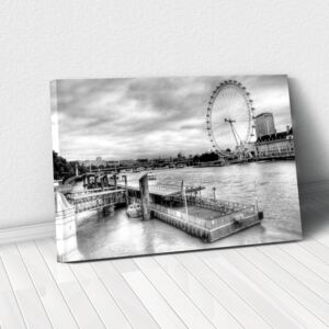 Tablou Canvas - London Eye